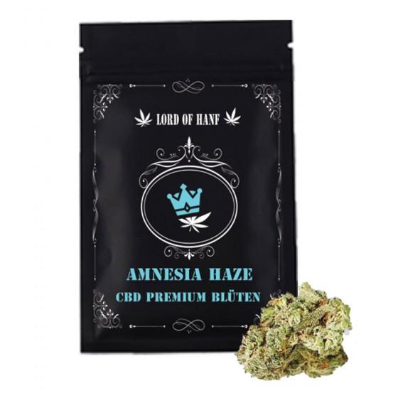 CBD Weed Amnesia Haze - Lord of Hanf