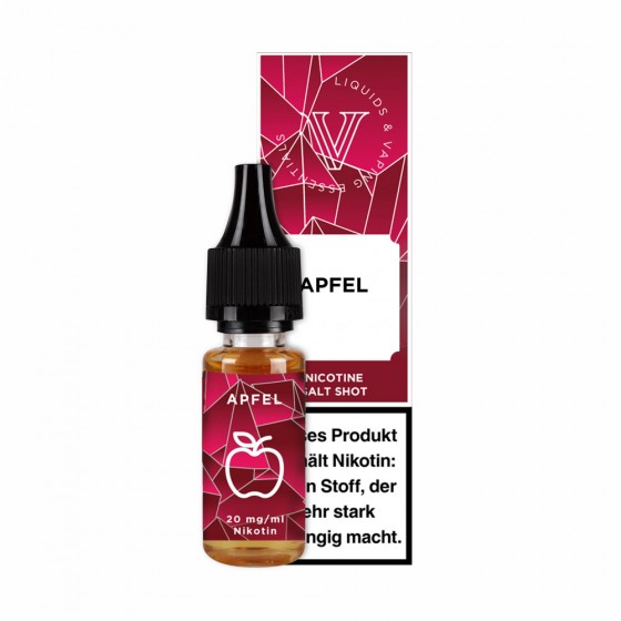Apfel - Nicsalt Liquid - Vaves