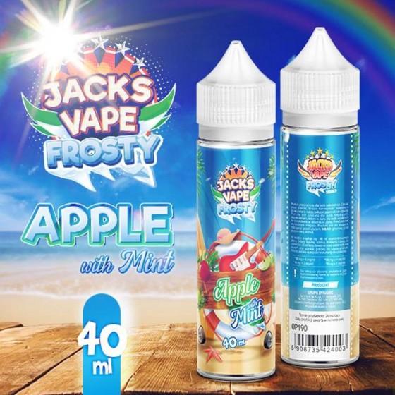 Apple with Mint - Jacks Vape
