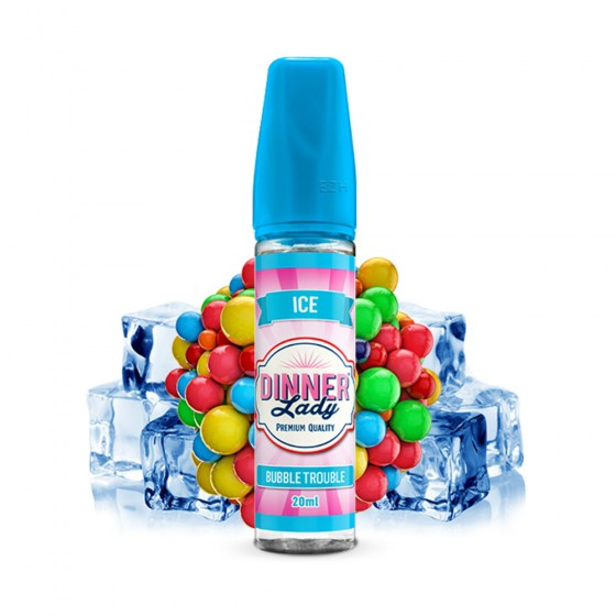 Bubble Trouble - Sweets Ice - Dinner Lady