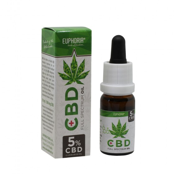 CBD Öl 5% - Euphoria
