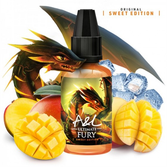 Fury - Ultimate - Sweet Edition - A & L