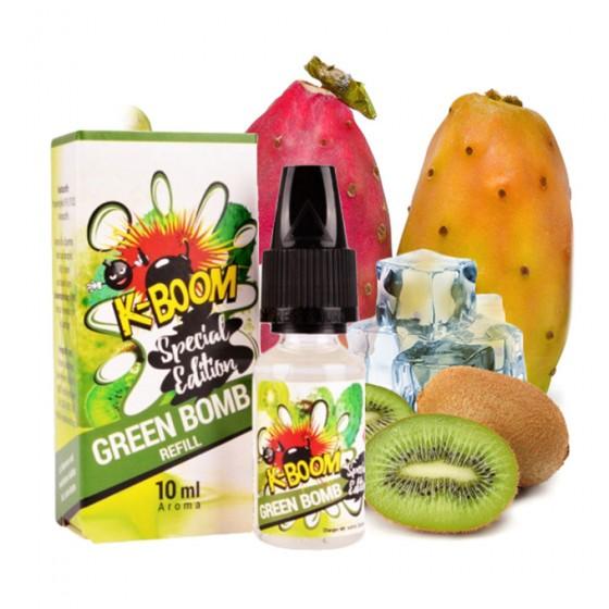 Green Bomb - REFILL - K-Boom Special Edition