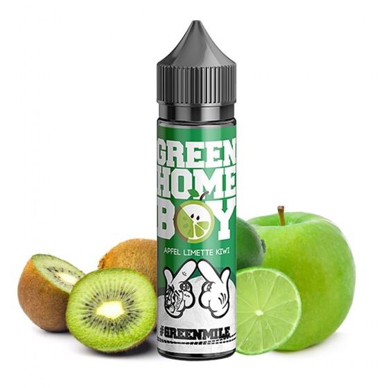 Green Home Boy - greenmile - GangGang
