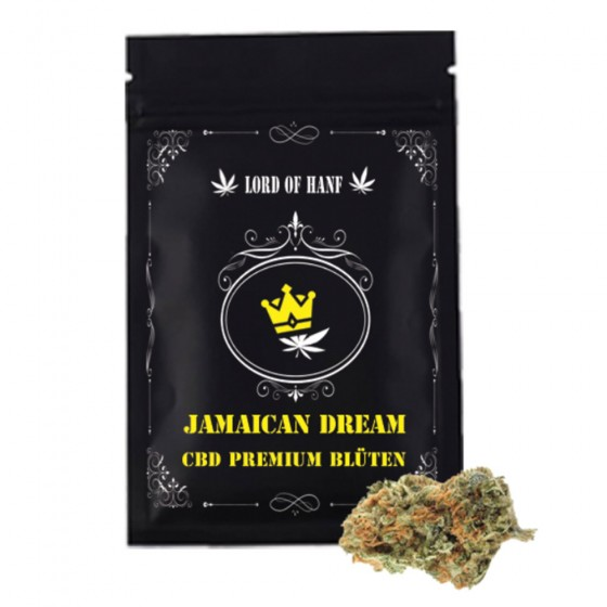CBD Weed Jamaican Dream - Lord of Hanf