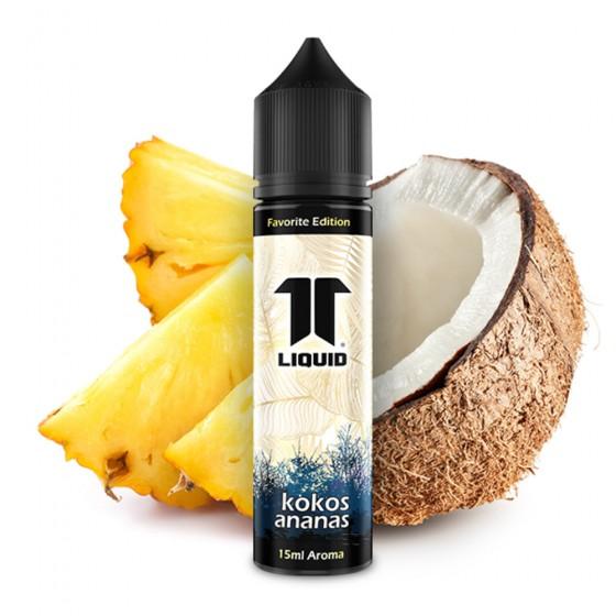 Kokos Ananas - Elf Liquids