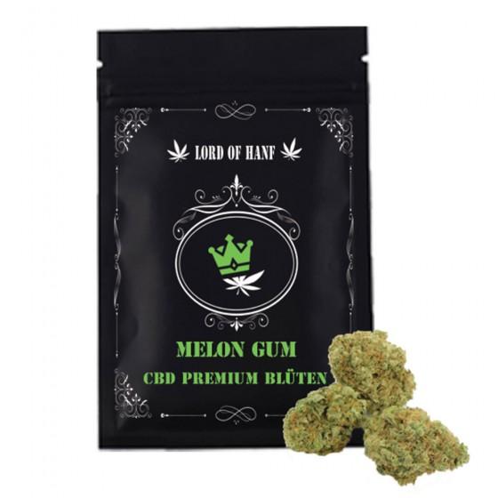 CBD Weed Melon Gum - Lord of Hanf