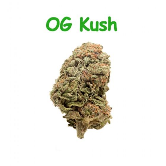 CBD Blüten OG Kush - Dr Green