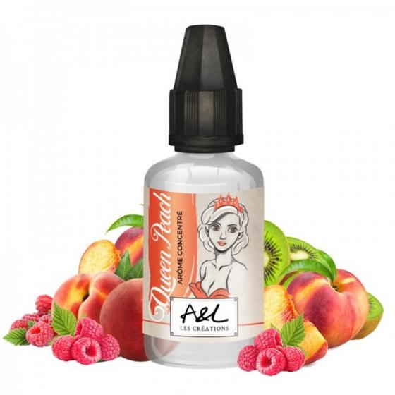 Queen Peach - Les Creations - A & L