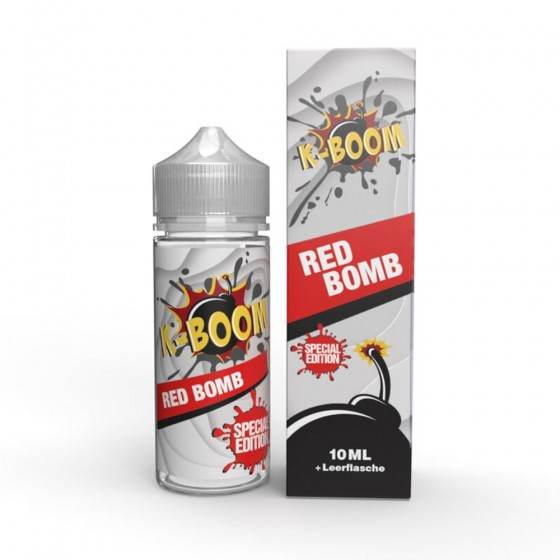 Red Bomb - K-Boom Special Edition