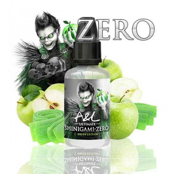 Shinigami - Ultimate - Zero - Green - Edition - A & L