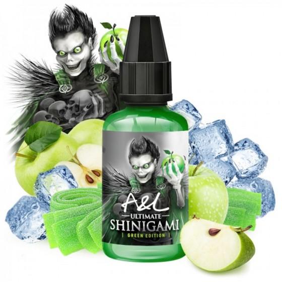 Shinigami - Ultimate - Green Edition - A & L