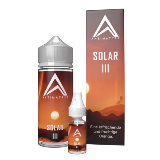 Solar III - Antimatter