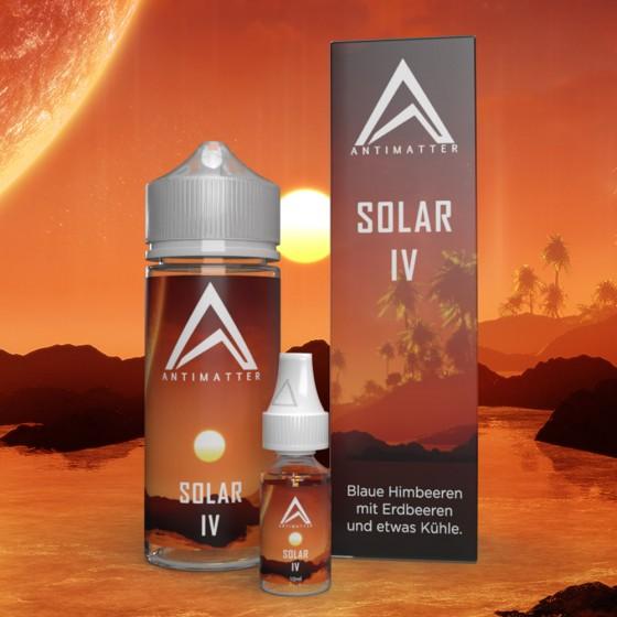 Solar IV - Antimatter