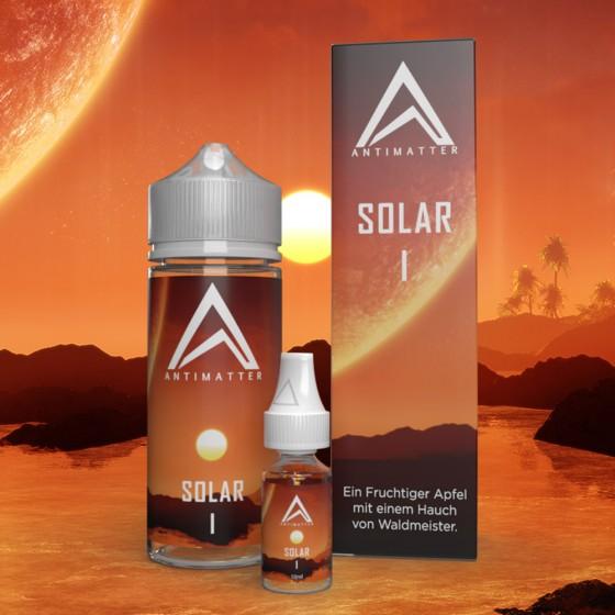 Solar I - Antimatter
