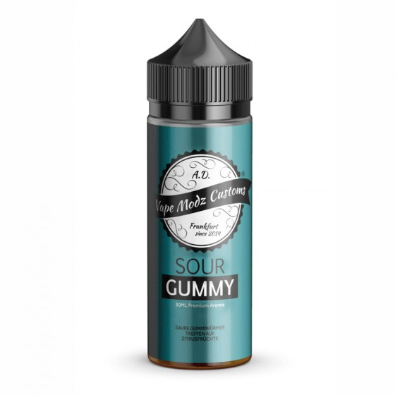 Sour Gummy - Vape Modz Customs