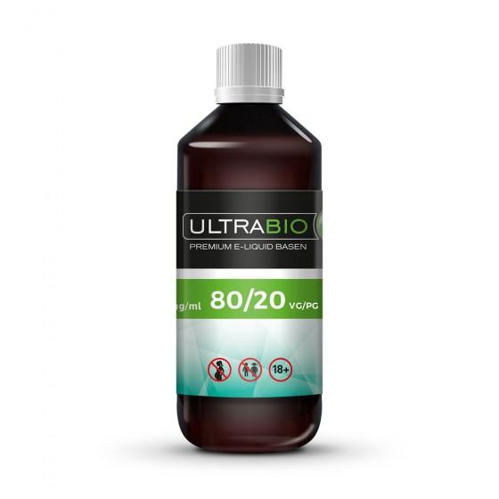 Ultrabio 80/20 Base 0mg