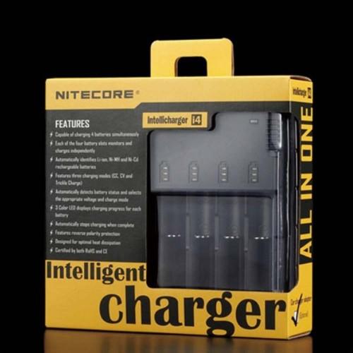 NiteCore Intellicharge NEW i4