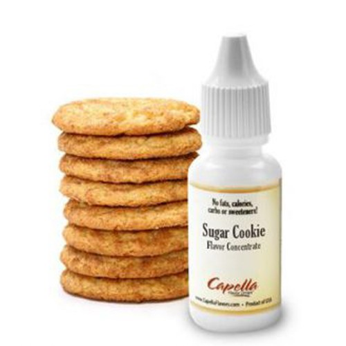 Capella Flavour Sugar Cookie Flavor