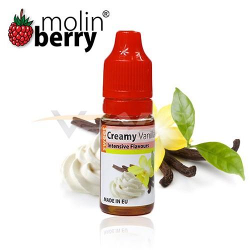 Molin Flavor Creamy Vanilla