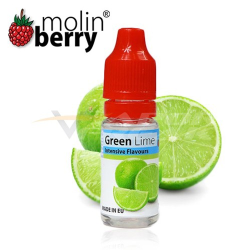 Molin Flavor Green Lime
