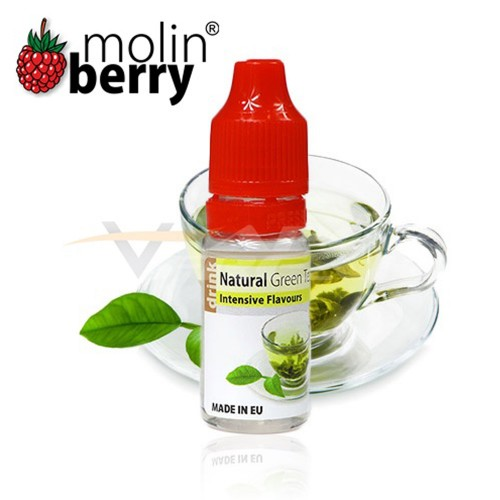 Molin Flavor Natural Green Tea