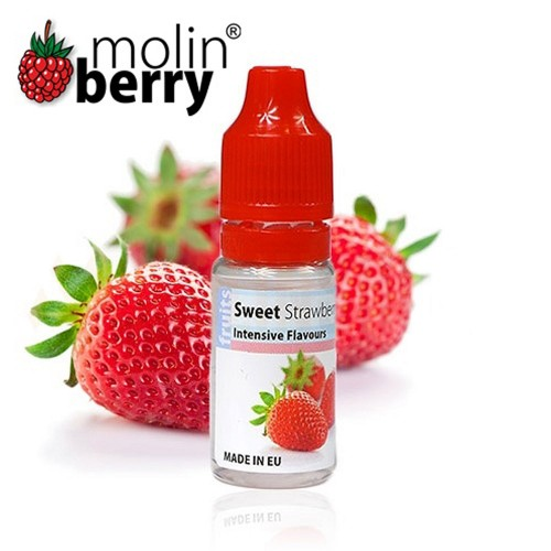 Molin Flavor Sweet Strawberry