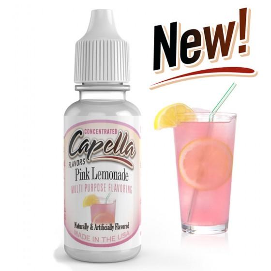 Capella Pink Lemonade Flavor