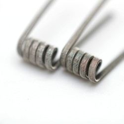 Framed Staple  Fertigwicklungen