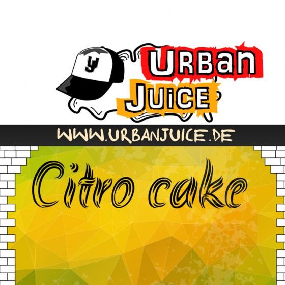 Citro Cake - Urban Juice