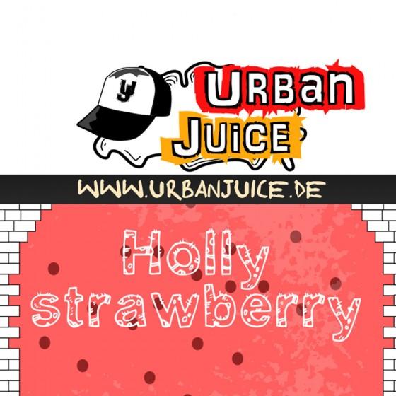 Holly Strawberry - Urban Juice