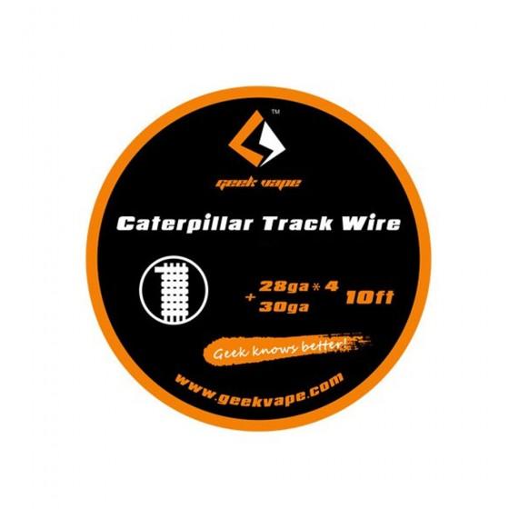Caterpillar Track Wire