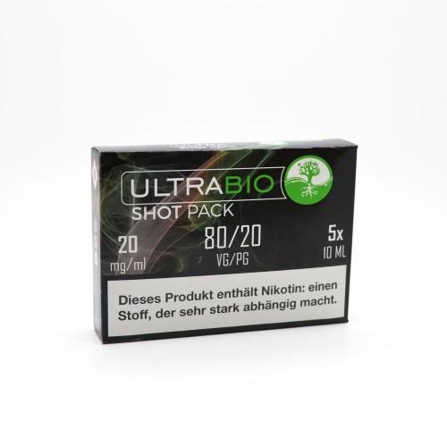 Nikotin-Shot VPG 80/20 - Ultrabio