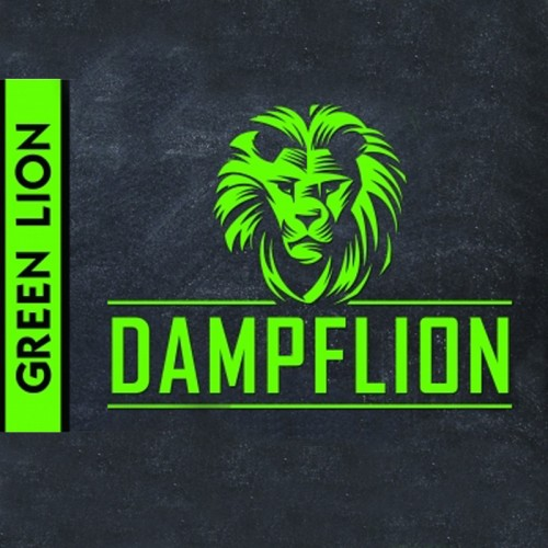 GREEN LION - Dampflion
