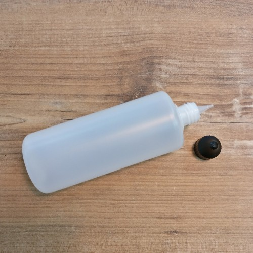 Liquidflaschen Rund LDPE 200ml