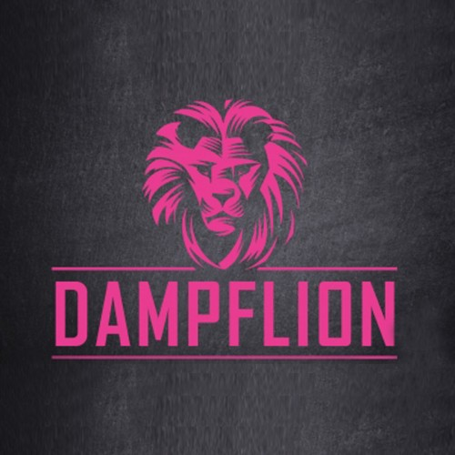 PINK LION - Dampflion