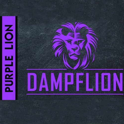 PURPLE LION - Dampflion