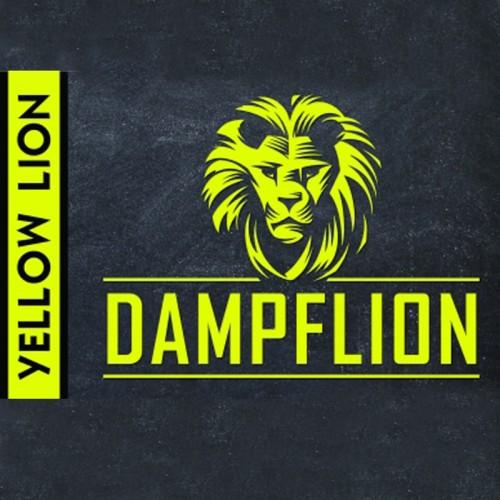 YELLOW LION - Dampflion
