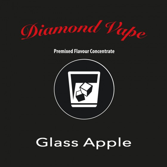 Glass Apple  - Diamond Vape Premix