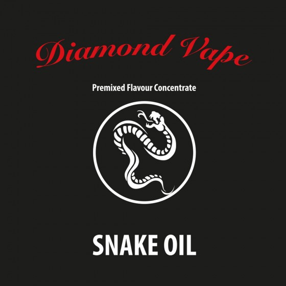 Snake Oil - Diamond Vape Premix