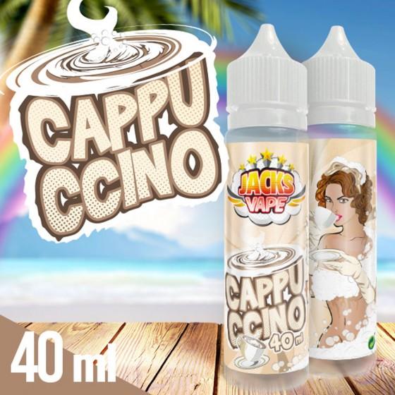 Cappuccino - Jacks Vape