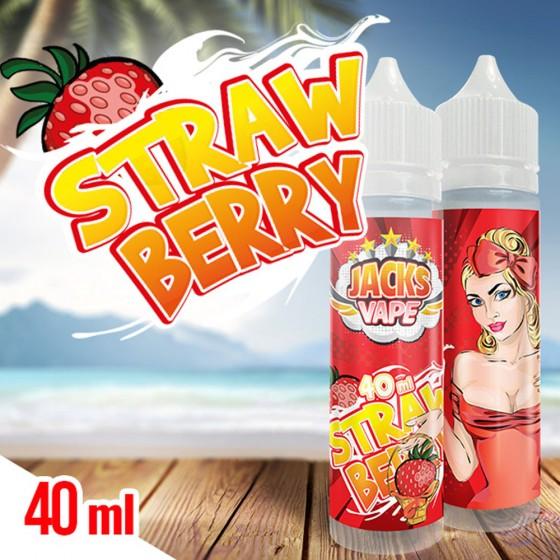 Strawberry - Jacks Vape