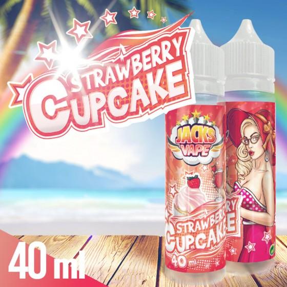 Strawberry Cupcake - Jacks Vape