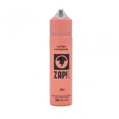Lychee Lemonade 50ml - ZAP Juice!