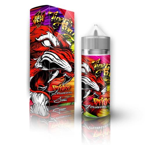 Driger - Tigers Fury - Freaky Vape