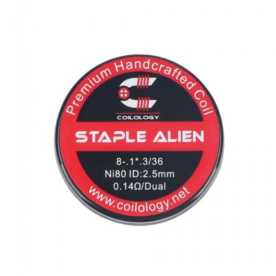 Coilology Staple Alien (N80) Fertigwicklungen