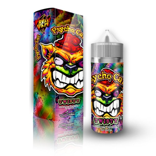 Twisty - Psycho Cat - Freaky Vape