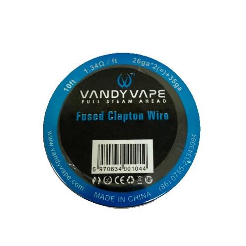 Vandy Vape Fused Clapton Wire