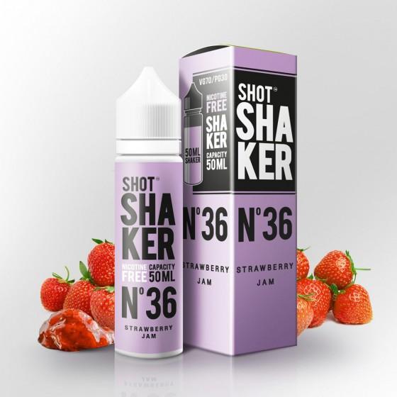 Strawberry Jam No 36 - Shot Shaker