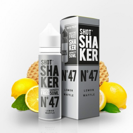 Lemon Waffle No 47 - Shot Shaker